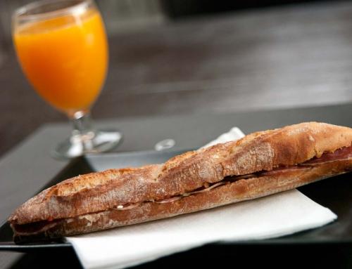 Esmorzem a EL TRASTER?